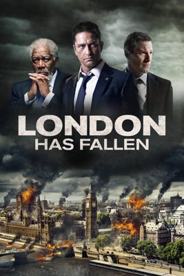 Babak Najafi - London Has Fallen bild