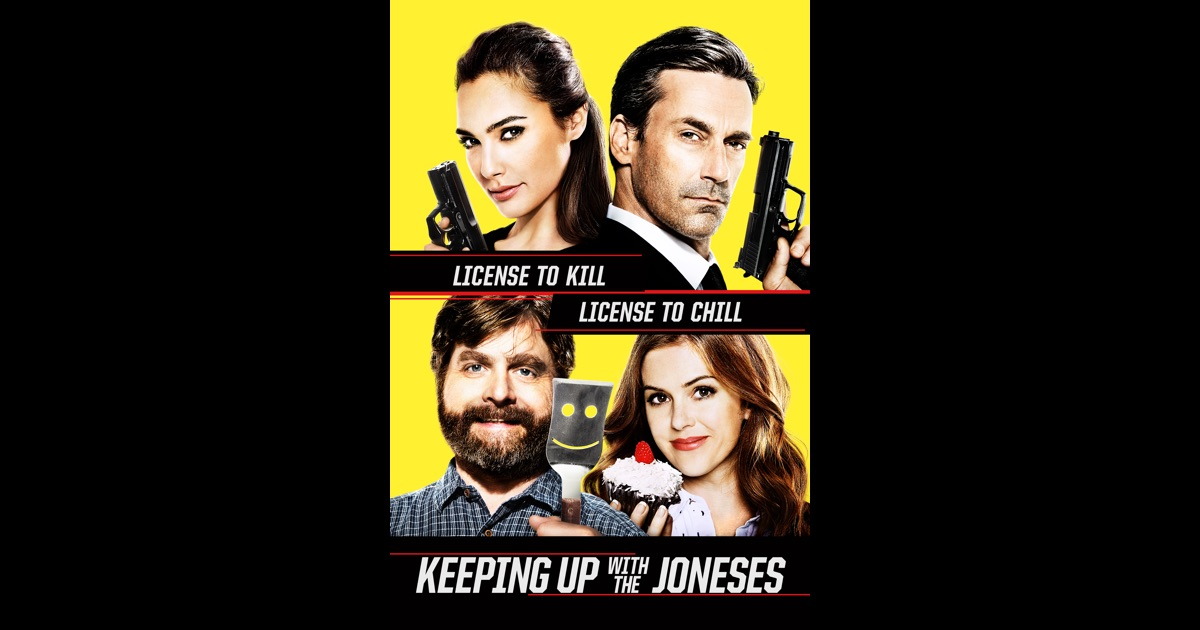 Keeping Up With The Joneses Download: Keeping Up With The Joneses On ITunes
