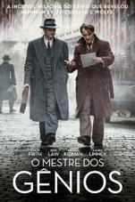 Capa do filme O mestre dos genios