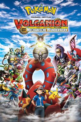Kunihiko Yuyama - Pokémon Der Film: Volcanion und das Mechanische Wunderwerk Grafik