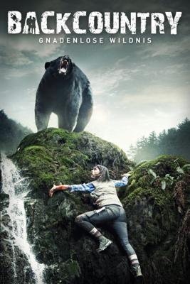 Adam MacDonald - Backcountry - Gnadenlose Wildnis Grafik