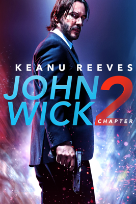 Chad Stahelski - John Wick: Chapter 2  artwork