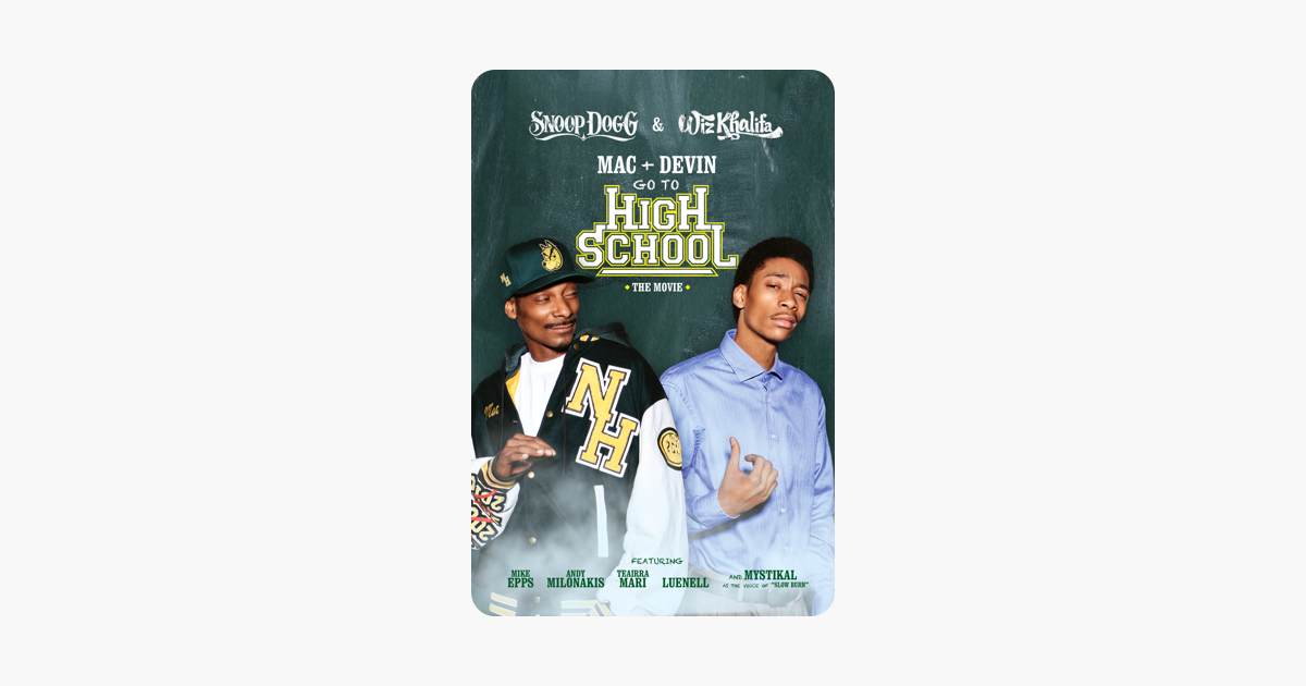 Watch Mac & Devin Go to High School Full Movie Free Online ...