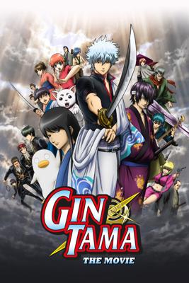 Shinji Takamatsu - Gintama The Movie Grafik