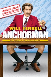 Anchorman The Legend Of Ron Burgundy Unrated