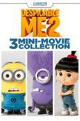 《神偷奶爸2》三部小小兵迷你電影 Despicable Me 2: 3 Mini-Movie Collection