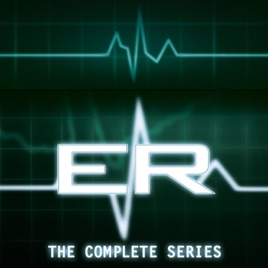 Deals on ER: The Complete Series Digital HD TV Show