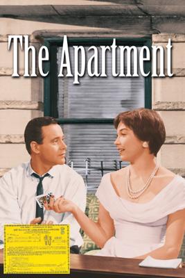 Billy Wilder - The Apartment (1960) artwork