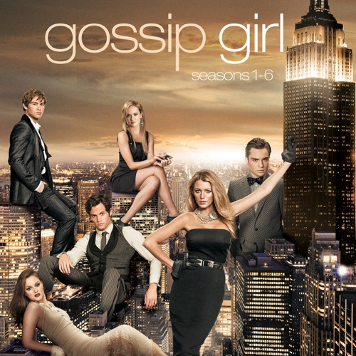 Gossip Girl, The Complete Series movie poster