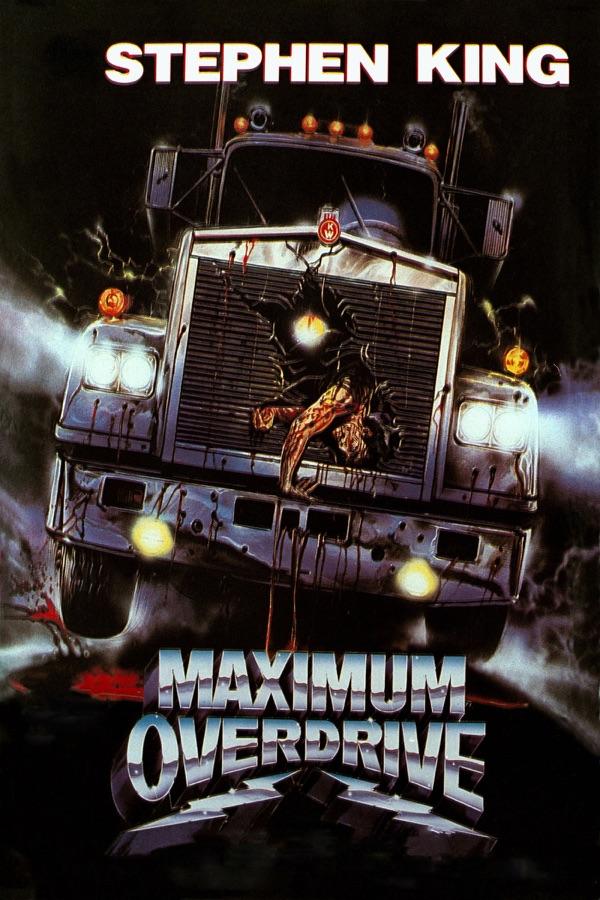 Maximum Overdrive  film 1986  AlloCiné