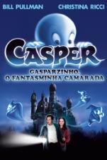 Capa do filme Gasparzinho, o fantasminha camarada (Casper)