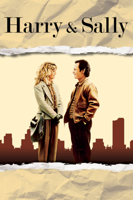 Rob Reiner - Harry und Sally Grafik