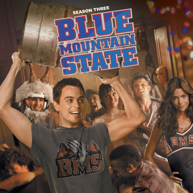 Shows like blue mountain state