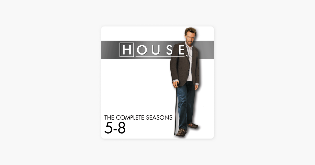 House Seasons 5 8 On Itunes