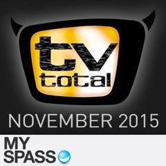 TV total, November 2015