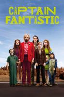 Matt Ross - Captain Fantastic artwork
