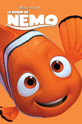 Pixar - Le monde de Nemo illustration