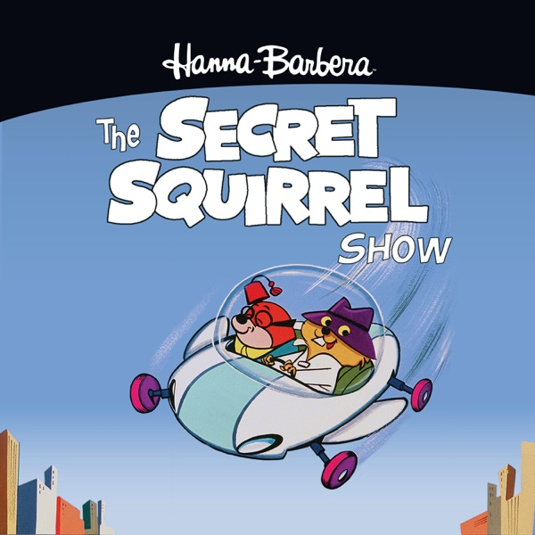 The Secret Squirrel Show: Robot Rout