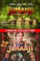 Jumanji / Jumanji: Welcome to the Jungle (iTunes)