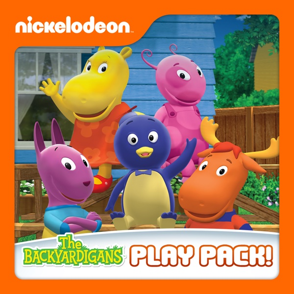 Watch The Backyardigans Season 1 Episode 11: Quest For The