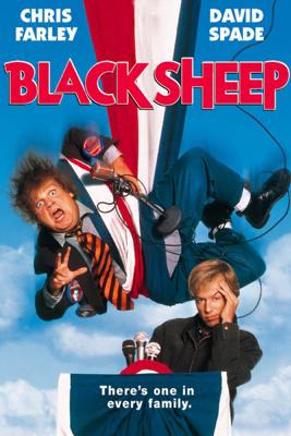 Penelope Spheeris - Black Sheep (1996)  artwork