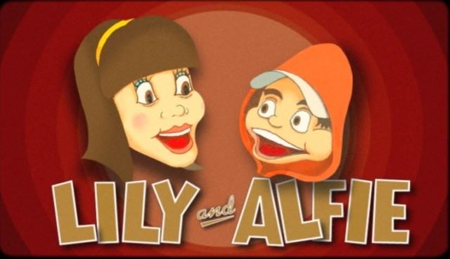 Lily Allen Cartoon Video