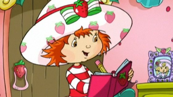 Strawberry Shortcake Berry Merry Christmas On Itunes