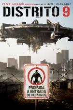 Capa do filme Distrito 9 (Legendado)