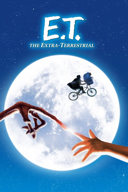 E T The Extra Terrestrial On Itunes