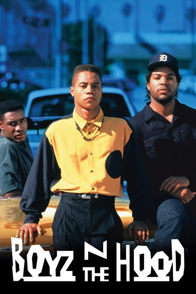 iTunes Artwork for 'Boyz N the Hood'
