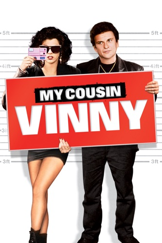My Cousin Vinny movie poster