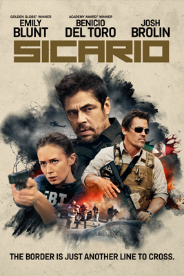 Denis Villeneuve - Sicario  artwork