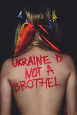Kitty Green - Ukraine Is Not a Brothel illustration