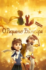 Capa do filme O Pequeno Principe (The Little Prince)
