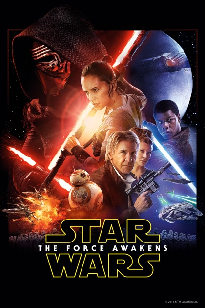 Star Wars: The Force Awakens on iTunes
