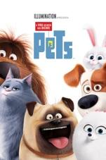 Capa do filme Pets: A Vida Secreta dos Bichos