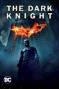 Affiche du film The Dark Knight : Le chevalier noir