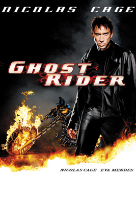 Mark Steven Johnson - Ghost Rider illustration