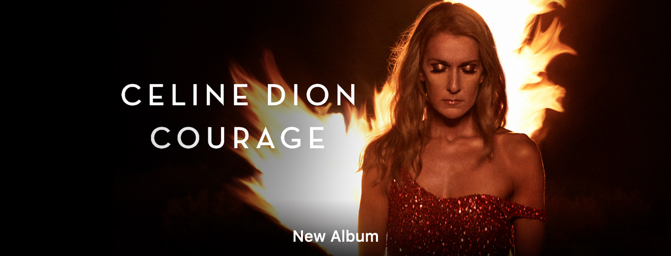 Courage (Deluxe Edition) by Céline Dion