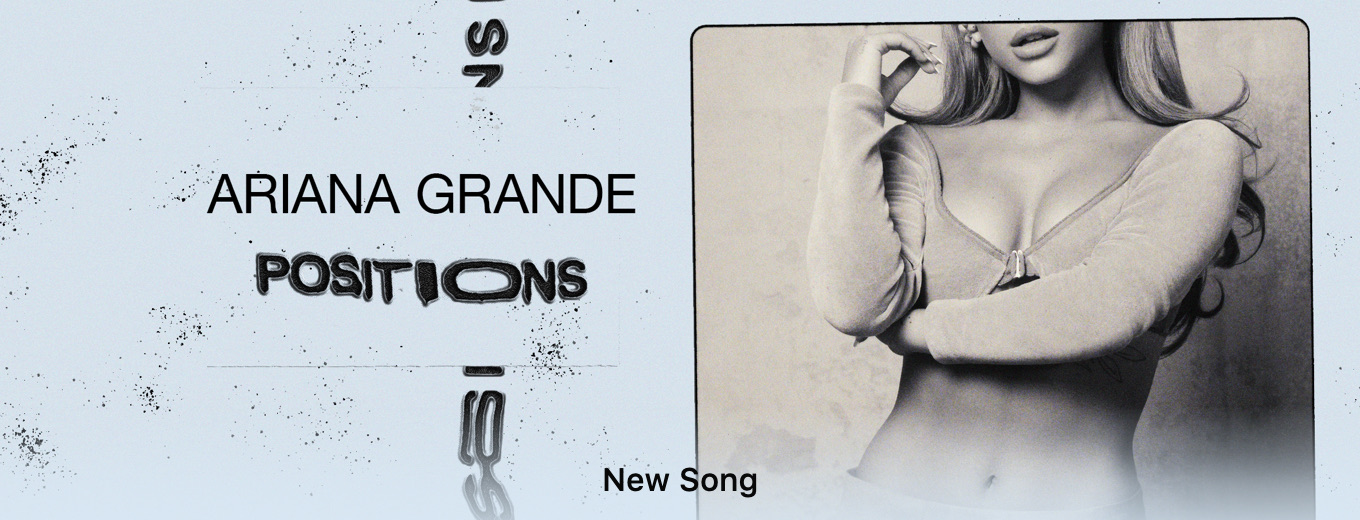 positions - Single by Ariana Grande