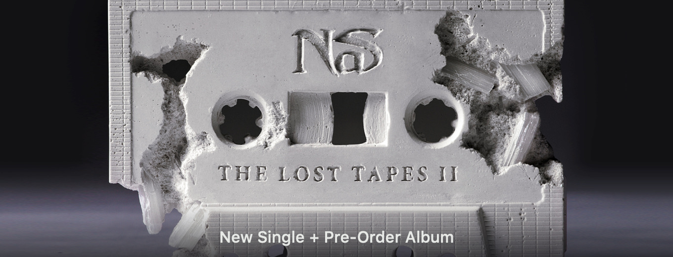 The Lost Tapes 2 by Nas