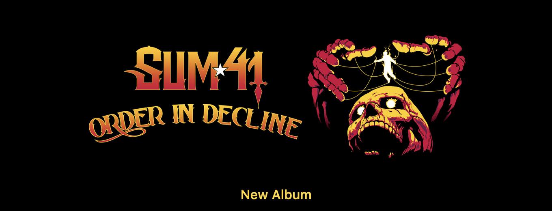 Order In Decline by Sum 41