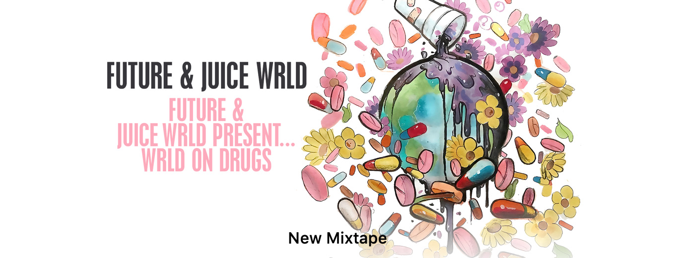 WRLD ON DRUGS by Future & Juice WRLD