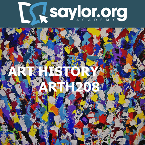 History Of Modern Art Course