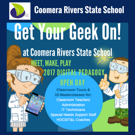 CRSS Digital Pedagogy Open Day 2017 Free Course by Coomera