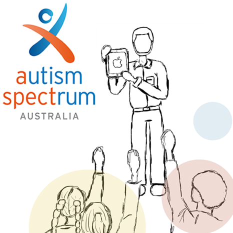bf3a56b8c53 The iPad Model Classroom - Free Course by Autism Spectrum Australia on  iTunes U